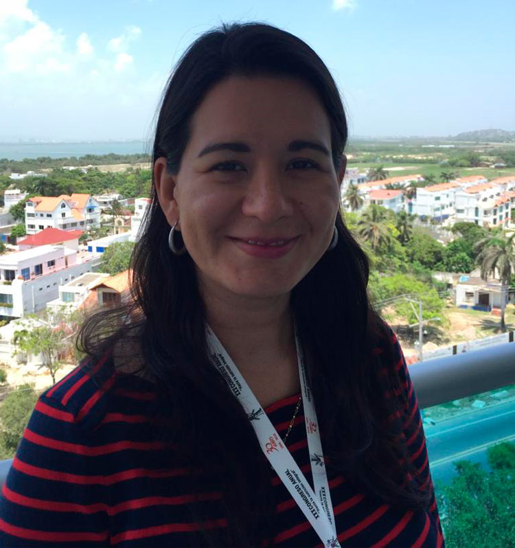 Lina López, Enf.