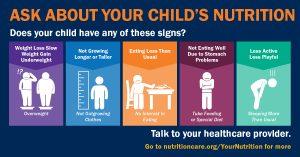 Malnutrición en Pediatría MAW2019