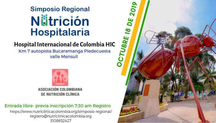 Simposio Regional Bucaramanga 2019